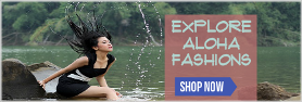 Aloha Hawaii fashion savings