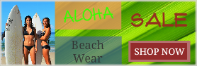 Hawaii summer fashion savings