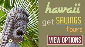 Hawaii discount tours