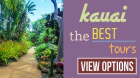 Kauai coupon savings
