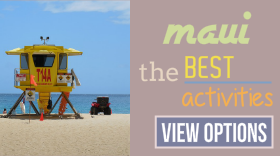 Maui discount activities