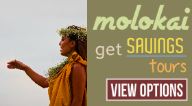 Molokai discount deals