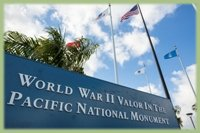 WWII Valor in the Pacific National Monument (Pearl Harbor) Oahu